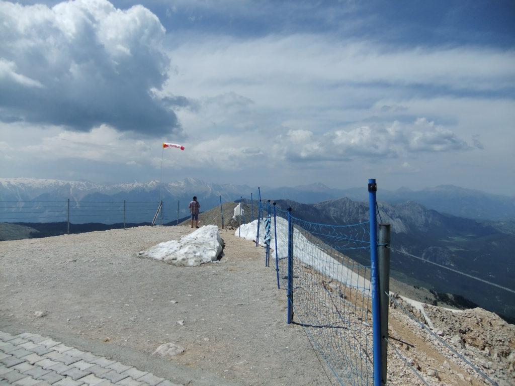 auf dem 2375m hohen Tahtalidagi