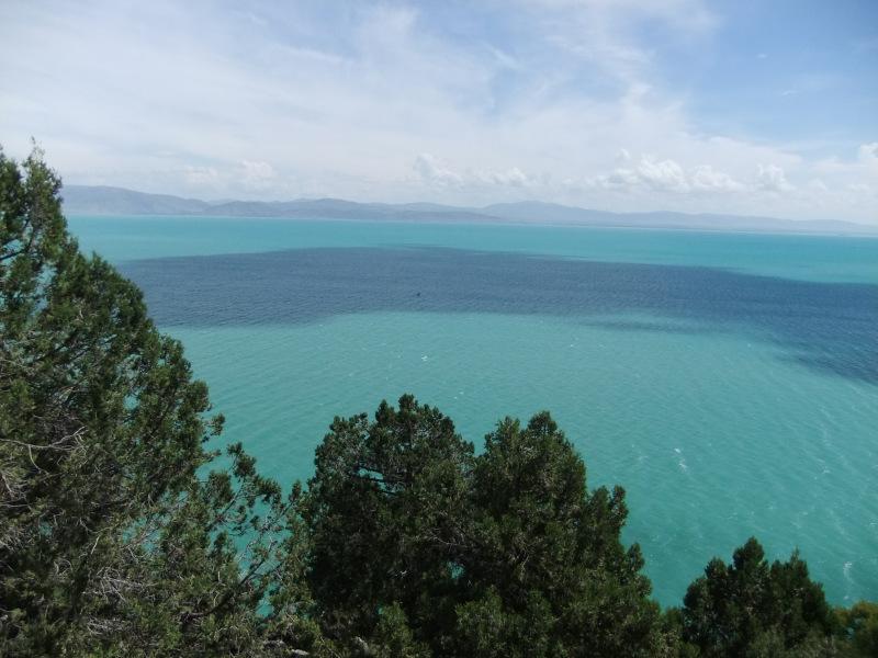 Beysehir Gölü mit seinen Farben
