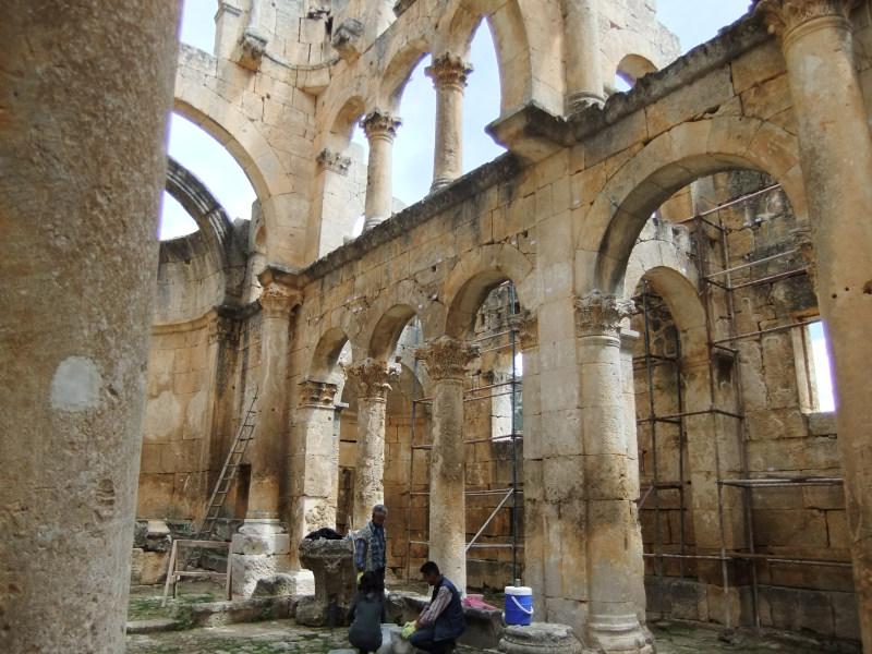Ruinen von Alahan